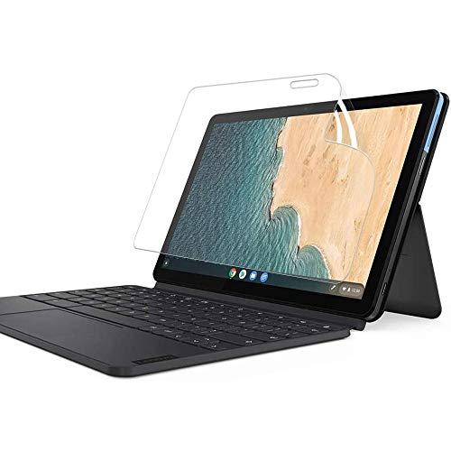 Lenovo IdeaPad Duet Chromebook用 ブルーライトカットフィルム 液晶保護フィルム 超反射防止 映り込み防止 指紋防止 気泡レス 抗菌ブルーライトカット アンチグレア
