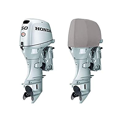 Oceansouth Outboard Motor Half Cover for Honda 3CYL 808cc BF40, BF50 (2017>) from Oceansouth