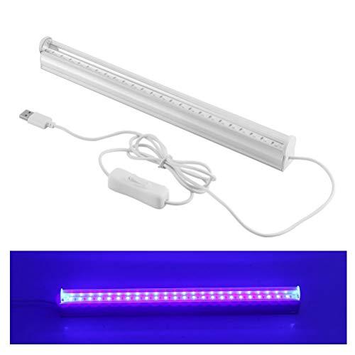 Yissma 6W UV desinfectie lamp, USB handen UV desinfectie lamp voor thuis, huisdier, huishouden