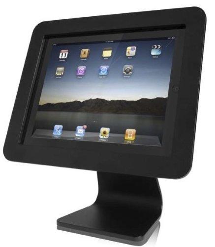 Maclocks All in One Alloggiamento Executive per iPad Orientabile a 360°, Nero