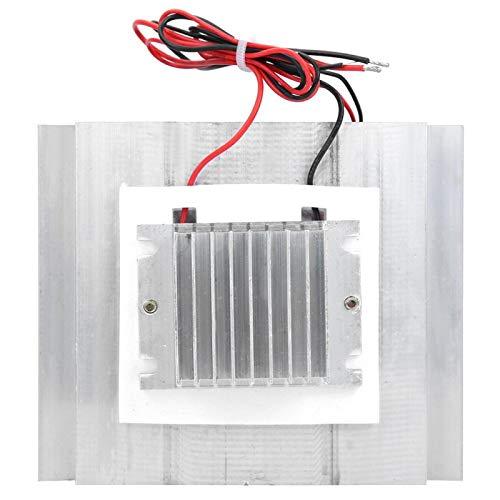 XD-35 Sistema de enfriamiento del módulo de placa termoeléctrica Peltier Kit de bricolaje para enfriamiento de espacios pequeños(01# Sin ventilador de extremo frío)