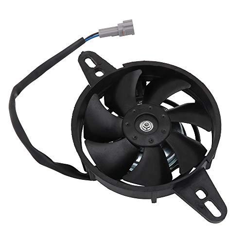 Ventilador de refrigeración de motocicleta con tapa para radiador eléctrico ventilador de...