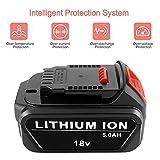 Immagine 1 advtronics 18v 5 0ah batteria
