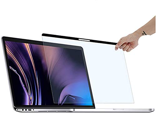 Nusign+ Magnetic Anti-Blue Light Filter Compatible with MacBook Pro 15' (2016-2020), Anti-Glare Screen Protector for MacBook Pro 15 Inch
