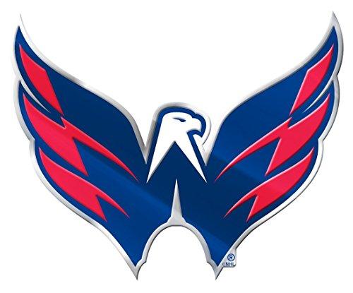Team ProMark Washington Capitals Silver Auto Emblem