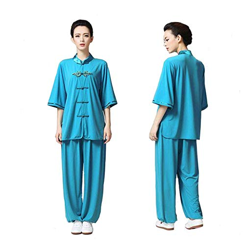 HZWDD Ropa de Uniforme de Tai Chi - Qi Gong Artes Marciales