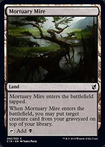 Magic: The Gathering - Mortuary Mire - Commander 2019