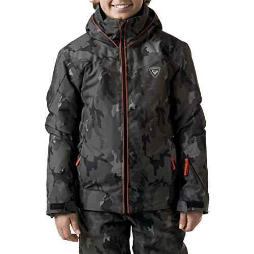Rossignol Fonction Children's Ski Jacket, boys, Ski Jacket, RLJYJ18, Camou...