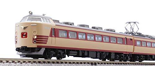 TOMIX Nゲージ 国鉄 485 1000系 特急電車 増結セットA 3両 98739 鉄道模型 電車