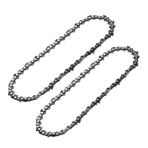 AILEETE 2-Packs 16-inch Saw Chain (.325