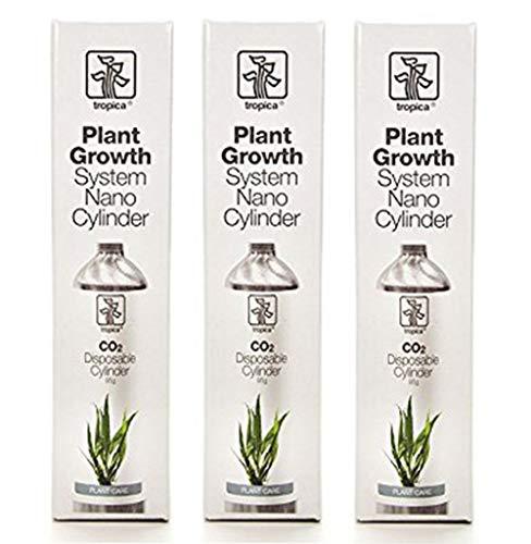 Tropica 3X CO2 - Ersatzflasche 95g für Plant Growth Nano System