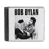 Bob Dylan ボブ・ディラン 財布 メンズ 二つ折り PUレザー レディース ウォレット 薄型 コンパクト 軽量 お札 カード 名刺入れ ファッション レトロ 人気 ギフト