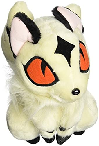 Great Eastern Inuyasha  Kirara  Kilala Cat 9  Plush Doll by Great Eastern
