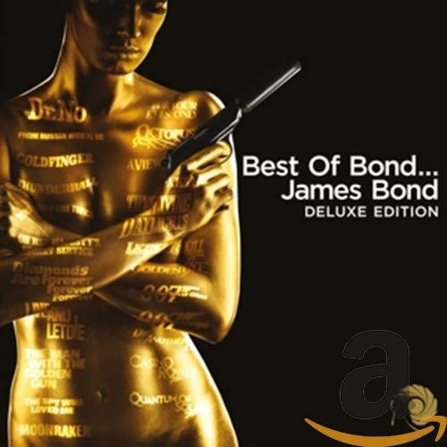 Best Of Bond… James Bond (Deluxe Edition)