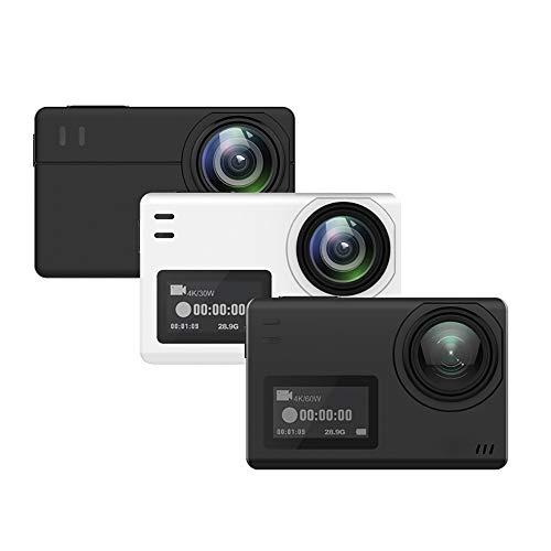 Actiecamera Onderwater Camera Videocamera 1080P Hoge Kwaliteit 4K Sport De Camera Anti-Shake Opname Waterdicht HD Dubbel Scherm Buitenshuis Binnen Fietsen Draagbaar