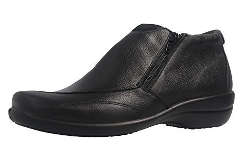 Jomos Donna Stiefel in Übergrößen Schwarz 804508 251 000 große Damenschuhe, Größe:42