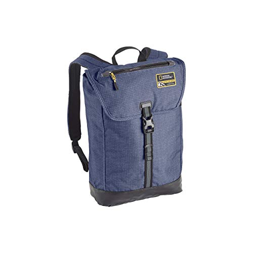 Eagle Creek National Geographic Adventure Backpack Daypack, Cosmic Blue, 15L