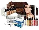Belloccio Airbrush Makeup Foundation Kit - Deluxe