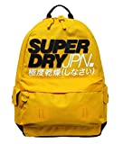Superdry Mochila tipo casual, amarillo