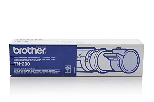 Original Brother TN-200 / 26909 Toner Black für Brother HL-730