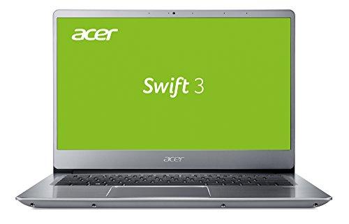 Acer Swift 3 (SF314-54G-899V) 35,6 cm (14 Zoll Full HD IPS matt) Ultrabook (Intel Core i7-8550U, 8 GB RAM, 512 GB SSD, NVIDIA GeForce MX150, Win 10) silber