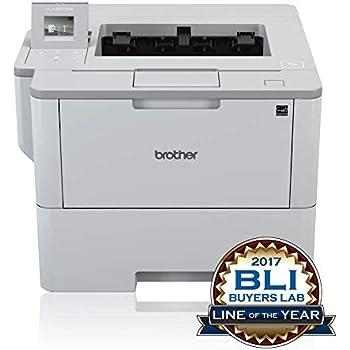 Brother HL-6180DW Monochrome Laserdrucker mit Duplexdruck dunkelgrau 1200 x 1200dpi, LAN//WLAN