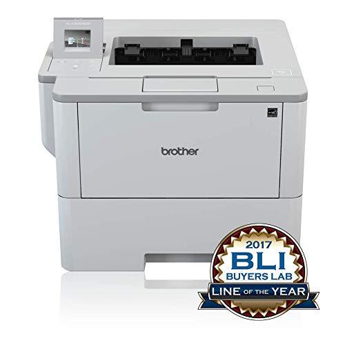 Brother Hll6300Dwrf1 Hl-L6300Dw Professionele, Zwart-Wit Laserprinter Voor Werkgroepen