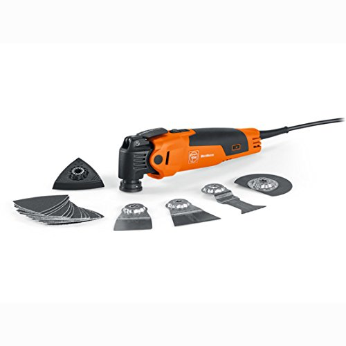 Fein FMM350QSL MultiMaster Corded Oscillating Multi-Tool with QuickStart...