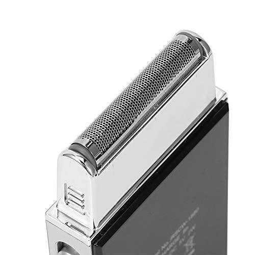 【𝐎𝐟𝐞𝐫𝐭𝐚𝐬 𝐝𝐞 𝐁𝐥𝐚𝐜𝐤 𝐅𝐫𝐢𝐝𝐚𝒚】con cargador USB Afeitadora recargable, Afeitadora eléctrica manual y facial, para salón en casa