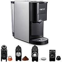 Homever 4-In-1 Multi-capsules Coffee machine