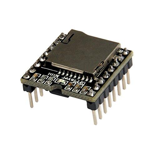 ARCELI TF Card U Disk Mini MP3 Player Modulo scheda audio per Arduino DFPlay