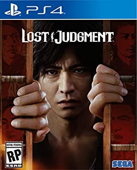 Game - Playstation 4 Lost Judgement Book