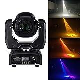HYUDJ 75W mini LED Spot Moving Head Light DJ Beam Light...