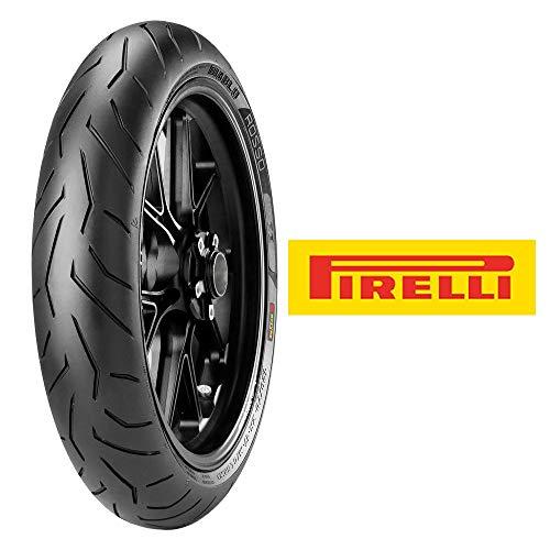 Pneumatici Pirelli DIABLO ROSSO II 110/70 R 17 M/C 54H TL Anteriore SUPERSPORT gomme moto e scooter