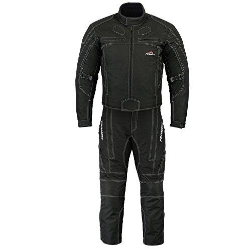 PROANTI motorcombi biker motorfiets textiel combinatie waterdichte jas en broek