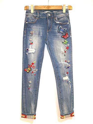 Fracomina Jeans Mary 3 A99 High Shape Up Pant strongstone