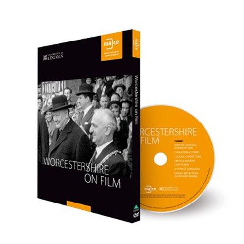 Worcestershire on Film [Reino Unido] [DVD]