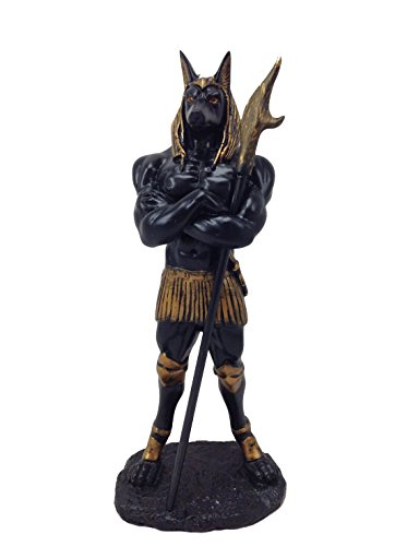 PTC 11 Inch Anubis Egyptian Mythological Creature Statue Figurine