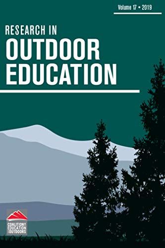 Research in Outdoor Education: Volume 17