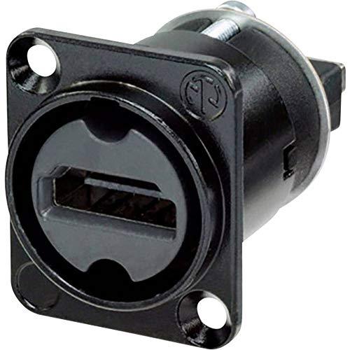 Neutrik - Conector HDMI, color negro