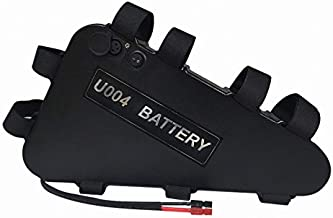 Co-well 48V 52V 20Ah Ebike Battery Triangle (US Warehouse), Lithium Li-ion Electric..