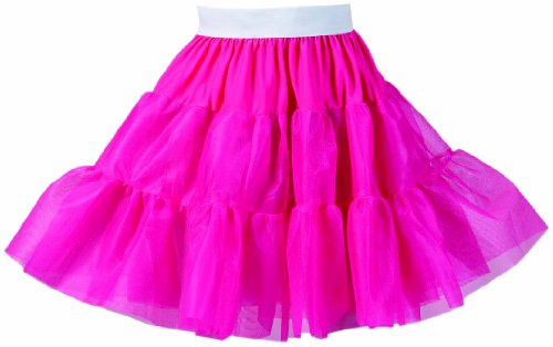 Costumes pour toutes les occasions FF508136A Material Girl Jupe Rose Adulte