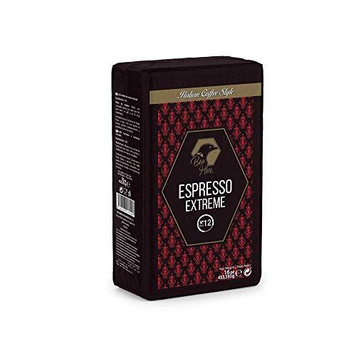 Beo Hive   Café Molido   Cafe Molido Espresso Crema   453 g   Aromático y de Tueste Natural   Café Molido Espresso   Sabor Intenso y Cremoso   Café Seleccionado de Primera Calidad Calidad