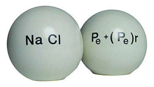 Propaganda zout- en peperbesturing chemisch wit P-1110704