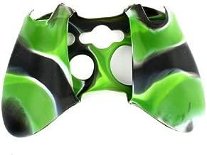 New Silicone Cover Case Skin for Xbox 360 Controller Camo