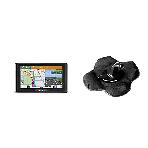 Fantastic Deal! Garmin Drive 61 USA LM GPS Navigator System with Lifetime Maps, Spoken Turn-by-Turn ...