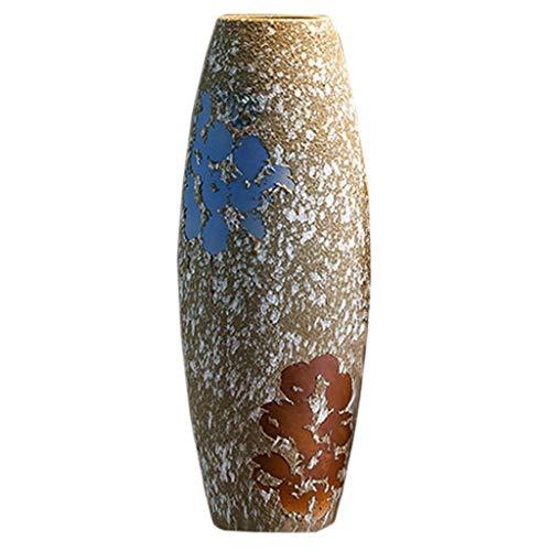 Silai Vase aus Keramik für Schmuck, Geschenk, Zuhause, Keramik-Bodenvase, Persönlichkeit, Modellierung, handgefertigte Dekoration, Keramik, Multi, Colored