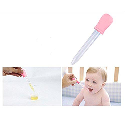 Babypflege set, 9-teilige Babypflegen für Baby (Rosa) - 7