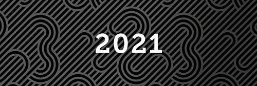 Tischkalender 2021, Querkalender Querterminbuch 2021, 1 Woche/ 2 Seiten, 64 Seiten, 297 x 130 mm, Quer, Terminkalender, Karton, Jahresübersicht 2021/2022 inkl. Adress-Notizseiten, Wire-O-Bindung