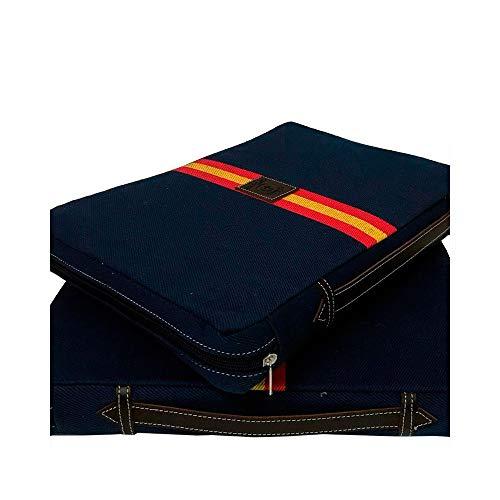 Zings Almohadilla taurina Azul con Bandera de España